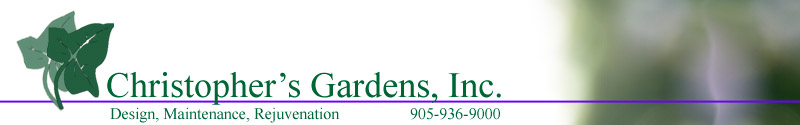 Christopher's Gardens Inc